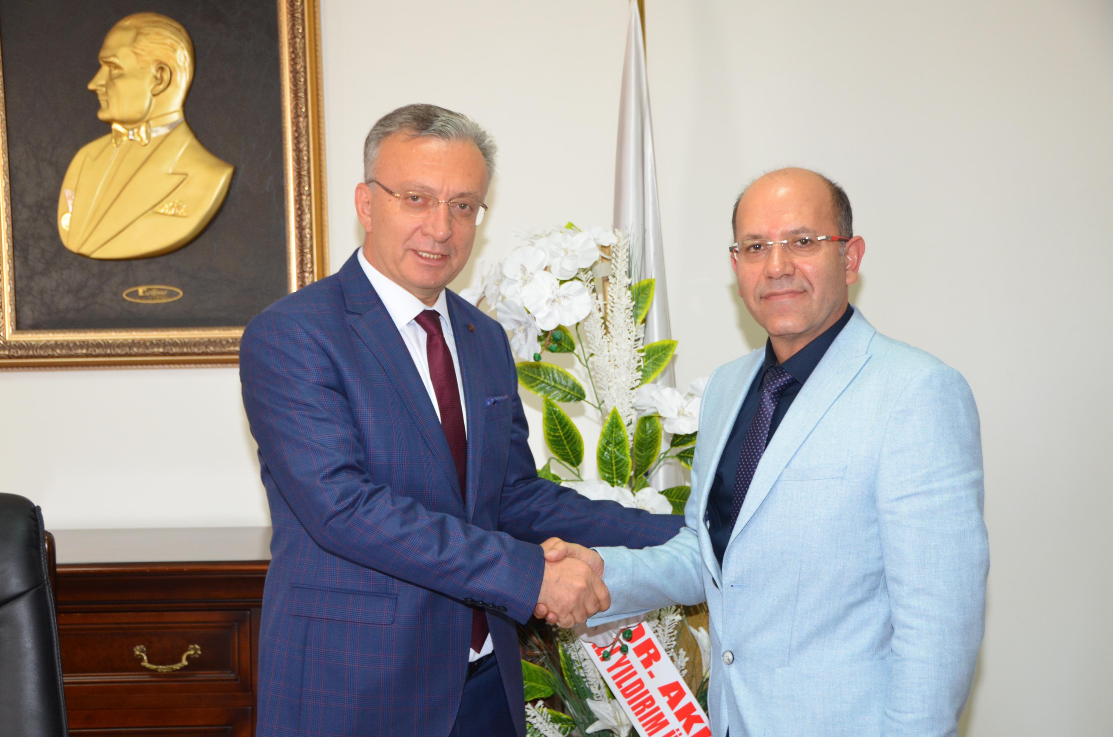 Prof. Dr. Ergün Topal, Rektör Yardımcılığı Görevine Atandı